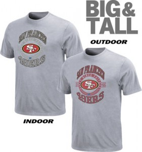 Big and Tall San Francisco 49ers Apparel, Plus Size 49ers, Big Tall 49ers jersey, plus size 49ers jersey