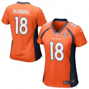 women's peyton manning superbowl jersey, womens denver broncos super bowl jersey